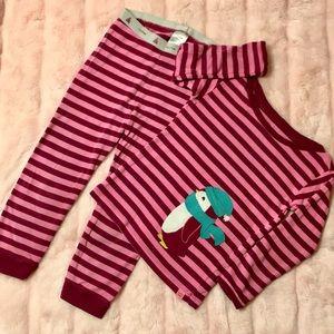 Baby Gap Long Sleeve Top and Pants Pajamas Set